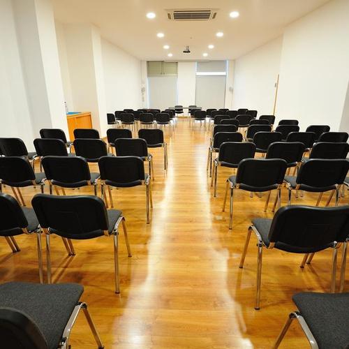 Sala de reunião Apartamentos Oceano Atlântico