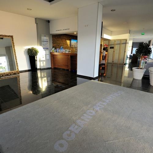 Recepção Apartamentos Oceano Atlântico