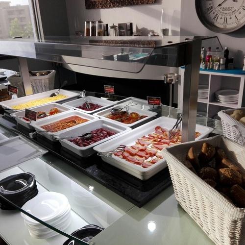 Pequeno-almoço Apartamentos Oceano Atlântico