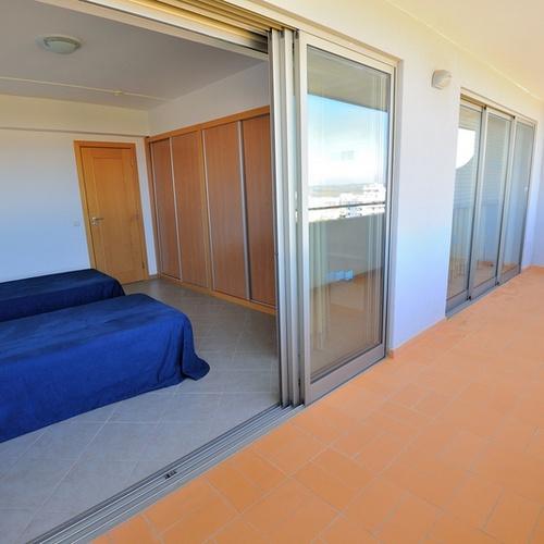 Quarto Apartamentos Oceano Atlântico