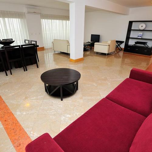 Sala Apartamentos Oceano Atlântico